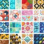 Anthology Fabrics Batik and Project Catalog