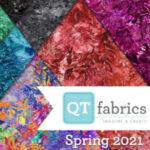 QT Fabrics Spring 2021