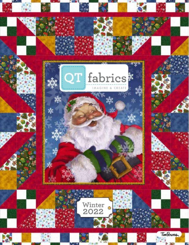 QT Fabrics – Winter 2022